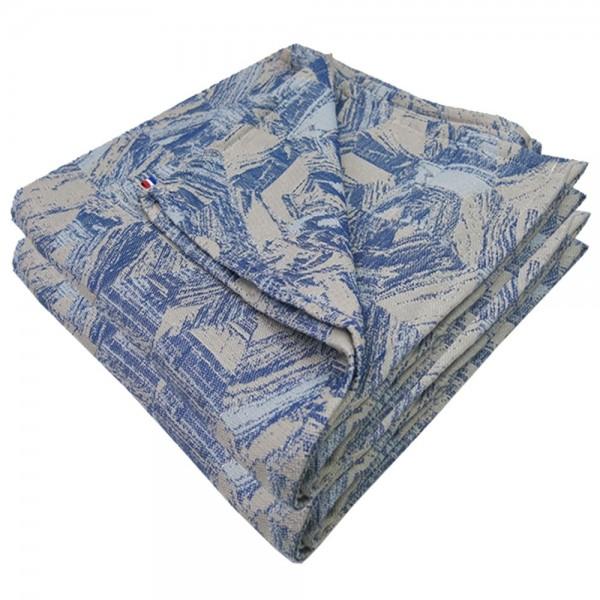 TAGESDECKE OAK BLUE 230X250 CM