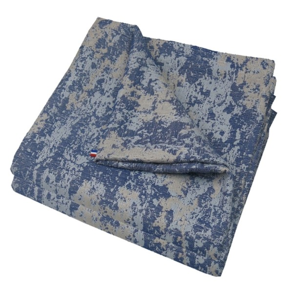 TAGESDECKE OXYD BLUE 230X250 CM